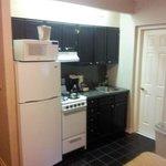 Apartamento Amplo com mini cozinha
