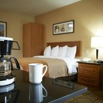 Enjoy Fresh In-Room Coffee