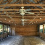 Pavilion Area Open or Heated