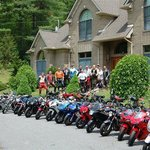 Large Motorcycle Group