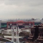 View of Old Trafford