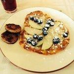 Fabulous German pancake breakfast
