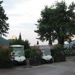 Navetta gratuita,biciclette,shuttle service per i cllienti Poiano