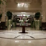 استقبال الفندق