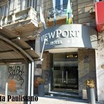 ViewPort Hotel Montevideo - Fachada