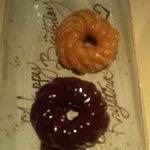 Chocolate and Orange French Crullers