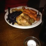 Turkey carvery