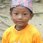 Boy from Local Village.....