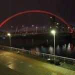 Squinty Bridge at Night