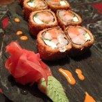 g sushi rolls