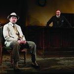 "Richard Schiff & Randall Newsome as Night Clerk in ""Hughie"". Photo by Carol Rosegg."