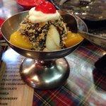 Desert : carmen ice cream