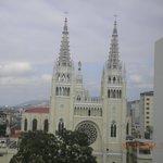 Vista de la Catedral desde la habitaciçon