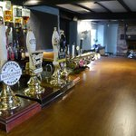 Local Ales fro Butcome, Wye Valley and Kingstone Breweries
