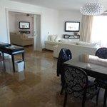 Ocean Front Penthouse Suite