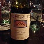 "Montpellier Pinot Noir 2012 from the ""20 for $20"" list"