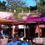 Gezellige terrasjes in Playa el Duque