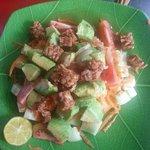 Tempe salad!!!!