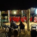 Masai Mara show