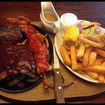 Big sizzler (hungry horse Goole)