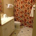 Guest Bath dedicated bathroom
