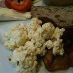 Scrambled eggs?