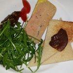 Duo de foie gras