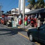 Shopping at Isla Mujeres