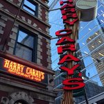 Harry Caray's ... on the street by the same name !