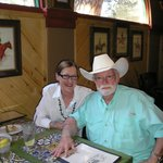 Great Steaks, Sam & Cynthia, Kerrville, TX