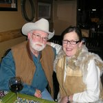 Always a good time, Sam & Cynthia, Kerrville, TX