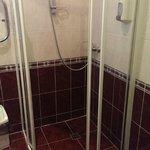 этот непонятный душ в люксе