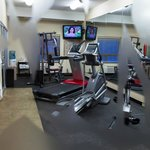 Get some exercise in the Fitness Room