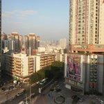 Great views over Shenzhen buildings