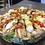 Grilled Chicken Chef Salad! Great Way to feed the gang.