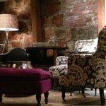 The Cellar bar lounge area.
