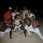 Beach Party with Yubi, Big Mac, Francisco, Angel, Anyeli, Famel