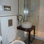 Banheiro do quarto 312