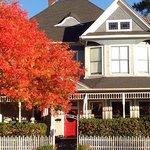 Fall at the Munzesheimer Manor