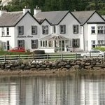 Milltown House, the landmark boutique-hotel on Dingles Waterfront