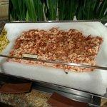 shrimp wall!