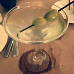 The best Dirty Martini ever