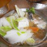 魚介肉の勝手鍋
