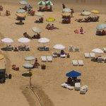 JW Marriott beach service