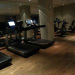 Fitnes room