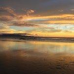 Sunset at Playa Coco