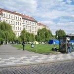 Occupy Prague even in Czech Republic - May 2012