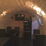 Another view of the cellar itself