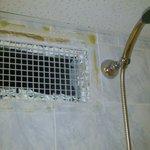 wentylacja w prysznicu