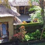 villa met veranda